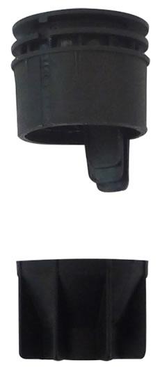 30 923 4 Pc Upper Amp Lower Plastic Umbrella Insert Set