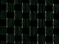 T91D5S094 Black TEXTILENE® Wicker Fabric