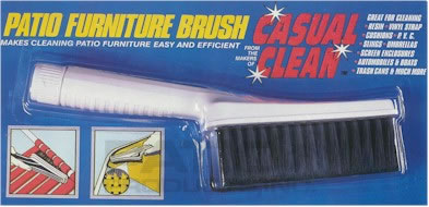 Casual Clean Patio Furniture Cleaner And Brush By Patio Products Inc