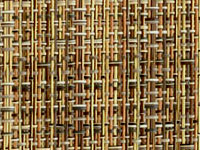FT-111 Chesterfield TEXTILENE® Wicker Fabric