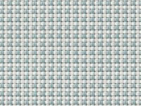 Clarity Blue Phifertex® Cane Wicker Fabric