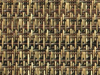 Double Dipper Phifertex® Cane Wicker Fabric