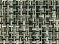 Grass Phifertex® Cane Wicker Fabric