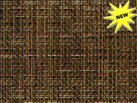 Grass Cloth Bronze Phifertex® Plus and Novelty Collection Fabric