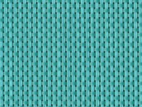 Turquoise 2x2 Fabric