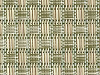 Veranda Basil Phifertex® Cane Wicker Fabric