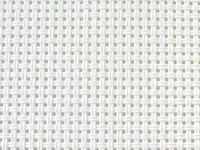 White TEXTILENE® 2x2 Fabric