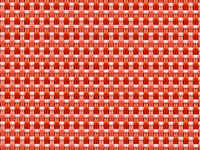 FS-087 - KBQ-3038514 Straw Mat Coral Phifertex® Resort Collection Fabric