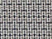 FP-080 - ZAZ-3038261 Jazzy Raven Phifertex® Wicker Weave Fabric