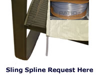 Sling Spline Request Here