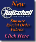 Twitchell Sunsure Special Order Fabrics
